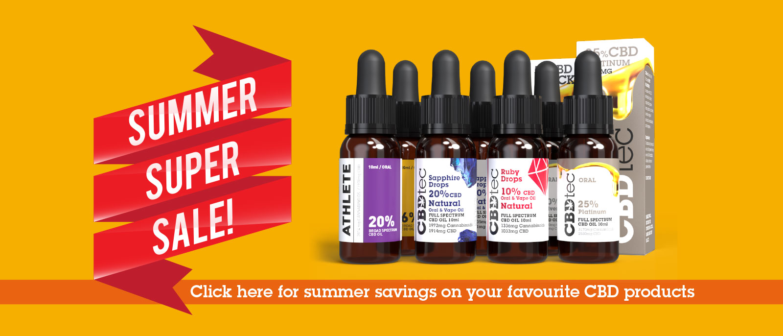cbd products special offers