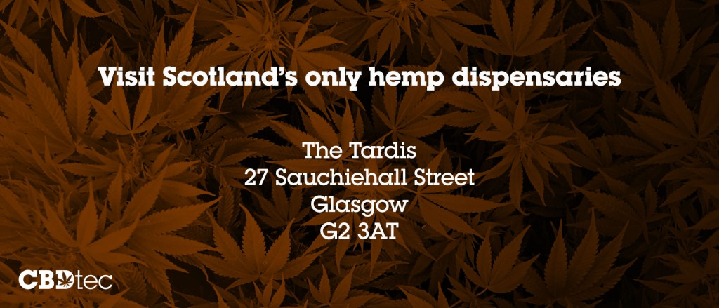 scotland cbd hemp dispensary sauchiehall street glasgow