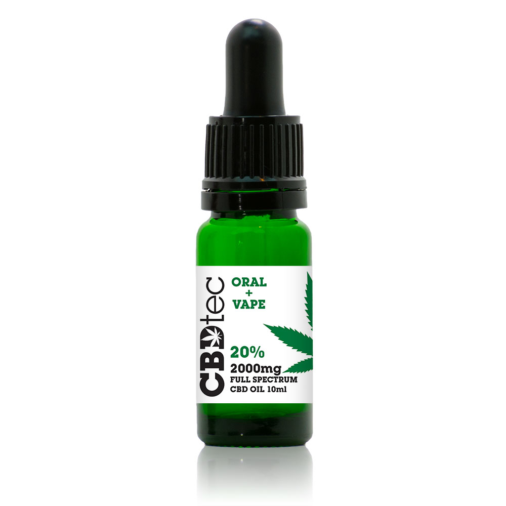 CBD Vape Oil Benefits: Vaping with Knowledge - Herbal