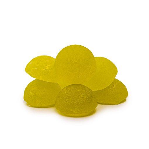 lemon and lime cbd gumdrops